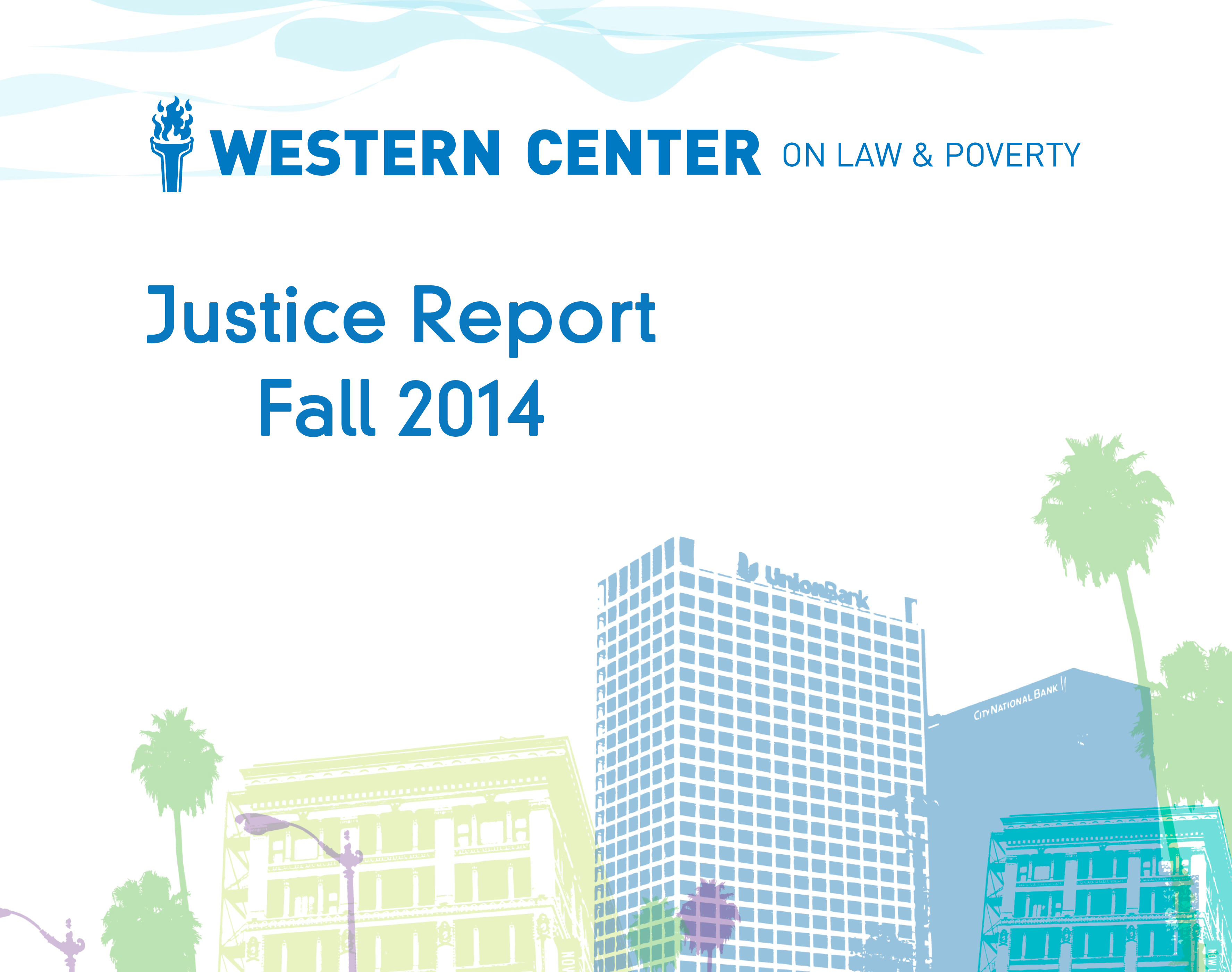 Justice Report – Fall 2014