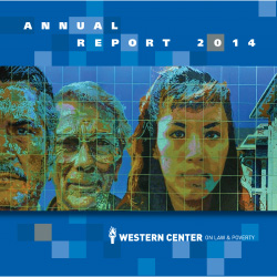 2014 WCLP Annual Report