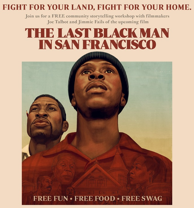 Western Center teams up with The Last Black Man in San Francisco for community workshop