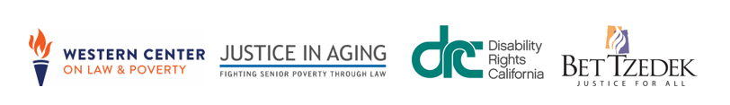 PRESS RELEASE: California plaintiffs win case against state for failing to provide federally-mandated In-Home Supportive Services